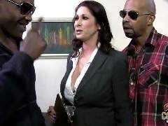 blacks on cougars - Tiffany Mynx