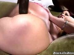 blacks on blondes - Tiffany Mynx