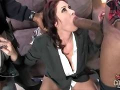 Amazing Tiffany Mynx likes to suck his phallus