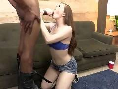 Scarlett Fay's man is hell bent on getting his rocks off by watching her take care of Isiah Maxwell