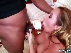 Porn-Star Fucked By A Big Black Monster Cock!. Richelle Ryan