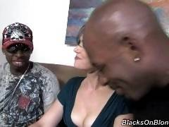 Blacks On Blondes - Sarah Shevon