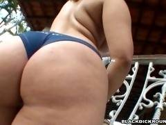 Big Booty Worship, Forty Minute Fuck